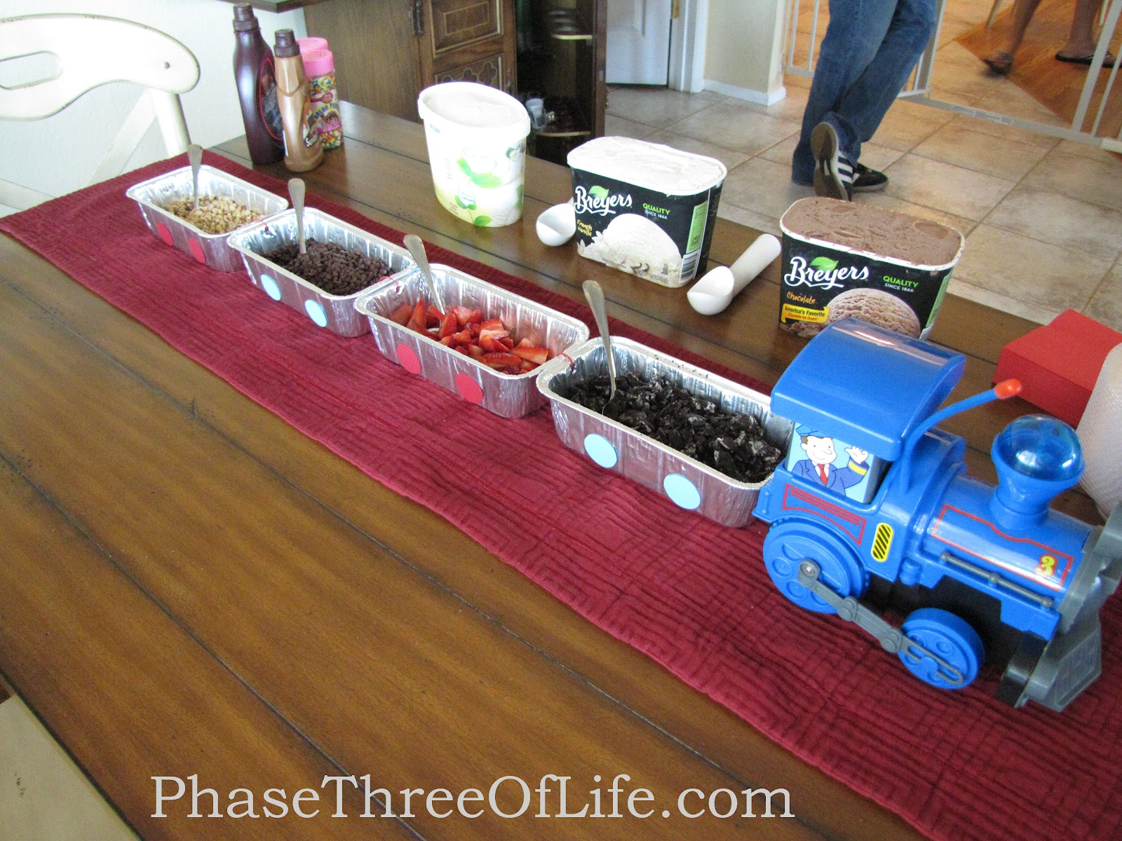 Everything You Need To Know About Throwing A Train Themed Toddler Birthday Party