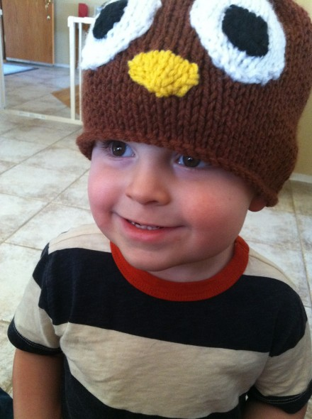 Random cute picture of my kid! Cuz that's what Mommy Bloggers do!